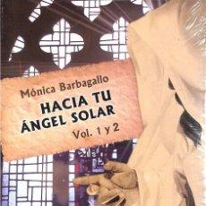 Libros de segunda mano: HACIA TU ANGEL SOLAR VOL 1 Y 2 - MONICA BARBAGALLO. Lote 113212127