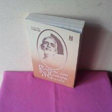 Libros de segunda mano: PLATICAS CON SRI RAMANA MAHARSHI - TRES TOMOS EN UN SOLO VOLUMEN - PRIMERA EDCION 1993 - KIER. Lote 113222699