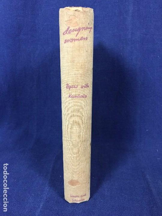 Libros de segunda mano: designing women the art technique and cost of being beatiful margaretta byers 1938 - Foto 4 - 113246823