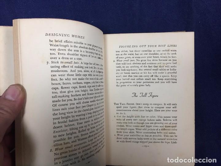 Libros de segunda mano: designing women the art technique and cost of being beatiful margaretta byers 1938 - Foto 14 - 113246823