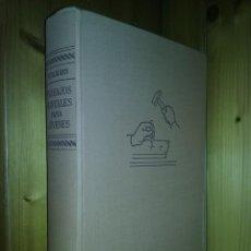 Libros de segunda mano: TRABAJOS MANUALES PARA JOVENES, RUDOLF WOLLMANN, EDITORIAL LABOR, 1970. Lote 113265119
