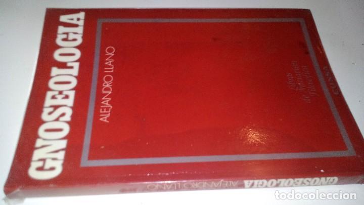 libro de gnoseologia de alejandro llano