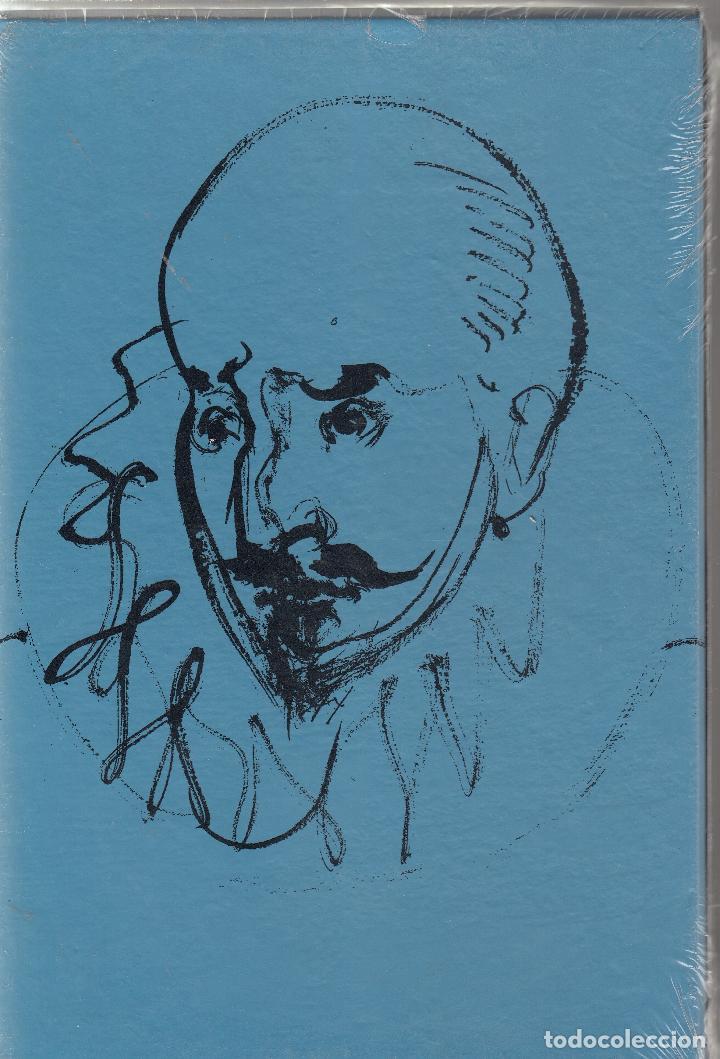 Libros de segunda mano: ENSAYOS DE MONTAIGNE .ILUSTRADOS POR DALÍ .ED. PLANETA-FUND. GALA-DALÍ, 2006.CON ESTUCHE - Foto 21 - 113286871