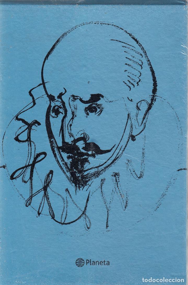 Libros de segunda mano: ENSAYOS DE MONTAIGNE .ILUSTRADOS POR DALÍ .ED. PLANETA-FUND. GALA-DALÍ, 2006.CON ESTUCHE - Foto 22 - 113286871