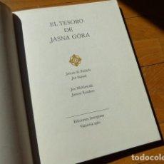 Libros de segunda mano: EL TESORO DE JASNA GÓRA - EDICIONES INTERPRESS, VARSOVIA 1980 - CZESTOCHOWA, POLONIA. Lote 113302223