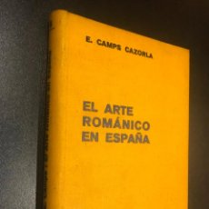 M. DE LOZOYA : EL ARTE GÓTICO EN ESPAÑA