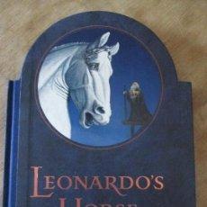 Libros de segunda mano: LEONARDO´S HORSE. Lote 113333015