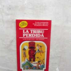 Libros de segunda mano - LA TRIBU PERDIDA - ELIGE TU PROPIA AVENTURA POR LOUISE MUNRO FOLEY Nº 24 - 113348847