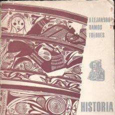 Libros de segunda mano: ALEJANDRO RAMOS FOLQUÉS : HISTORIA DE ELCHE - DOS TOMOS (1971). Lote 113350287