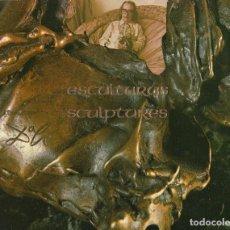 Libros de segunda mano: ESCULTURAS / SCULPTURES, DALÍ -TEXTO CAST/ING-. Lote 113352247