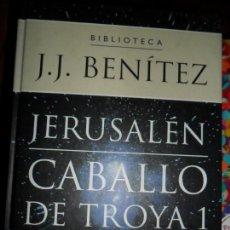 Libros de segunda mano - Jerusalén, Caballo de Troya 1, ed. Planeta - 113474531