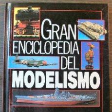Libros de segunda mano: GRAN ENCICLOPEDIA DEL MODELISMO BARCOS DE PLASTICO. TOMO 10 - 1987. Lote 113483703