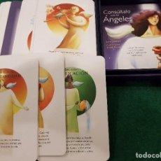 Libros de segunda mano: CONSÚLTALO CON LOS ÁNGELES - JACK LAWSON. Lote 113517003