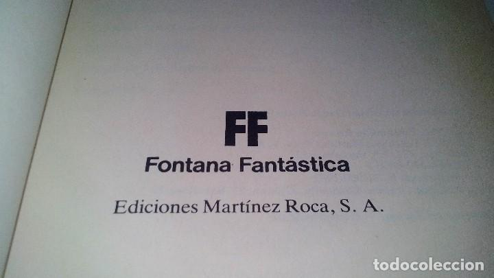 Libros de segunda mano: LOS PODERES MAGICOS DE LAS JOYAS-SIMONE DE TERVAGNE. MARTINEZ ROCA.-FONTANA FANTASTICA 1983 - Foto 8 - 113557851