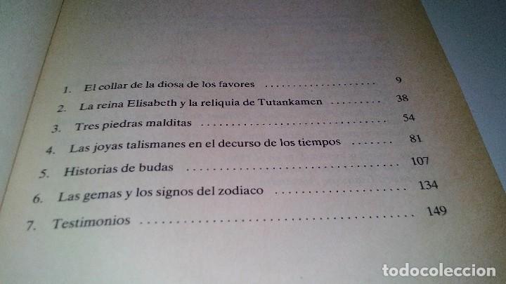 Libros de segunda mano: LOS PODERES MAGICOS DE LAS JOYAS-SIMONE DE TERVAGNE. MARTINEZ ROCA.-FONTANA FANTASTICA 1983 - Foto 10 - 113557851