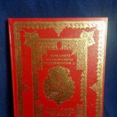 Libros de segunda mano: REAL CARTA DE PRIVILEGIO DE LA FUNDACIÓN DEL REAL Y MONTE DE PIEDAD DE LAS ÁNIMAS FACSÍMIL FELIPE V. Lote 113569263