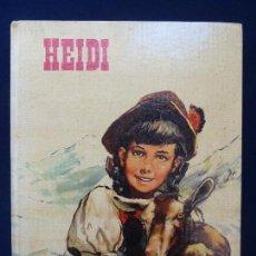 Libros de segunda mano: HEIDI. J. SPYRI. FHER 1970. Lote 113621179