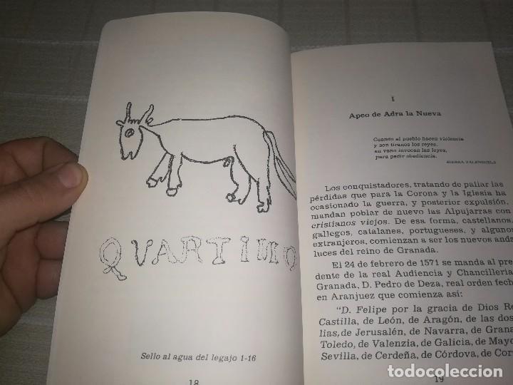 Libros de segunda mano: Adra la vieja. siglo XVI Documentos históricos andaluces. Ayto de Adra, 1985. 96 pág - Foto 3 - 113659879
