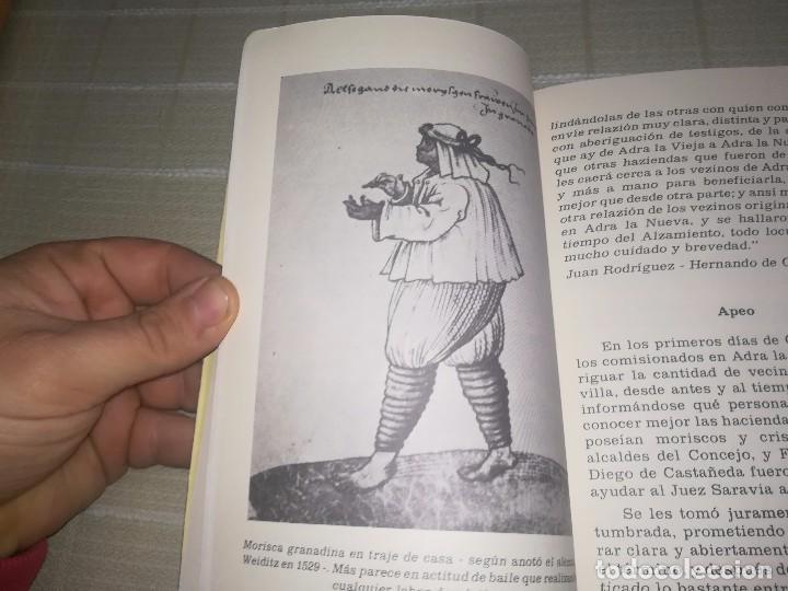 Libros de segunda mano: Adra la vieja. siglo XVI Documentos históricos andaluces. Ayto de Adra, 1985. 96 pág - Foto 5 - 113659879