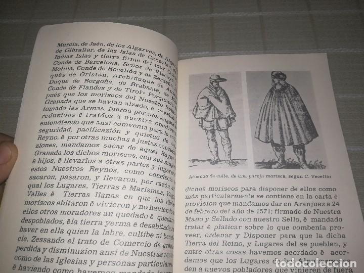 Libros de segunda mano: Adra la vieja. siglo XVI Documentos históricos andaluces. Ayto de Adra, 1985. 96 pág - Foto 9 - 113659879