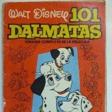 Libros de segunda mano: 101 DALMATAS. VERSIÓN COMPLETA DE LA PELÍCULA. AÑO 1962. Lote 113673887