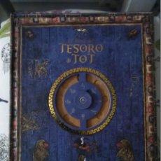 Libros de segunda mano: EN BUSCA DEL TESORO DE TOT -EDELVIVES - CUADERNO ARQUEOLÓGICO - JUEGO. Lote 113766523