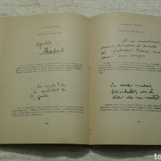 Libros de segunda mano: GRAFOLOGÍA APLICADA. ED. TORAY. 1960. PRIMERA EDICIÓN.. Lote 113819922