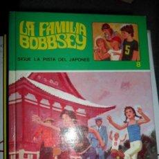 Libros de segunda mano - La familia Bobbsey sigue la pista del japonés, L.L. Hope, ed. Toray - 113829243
