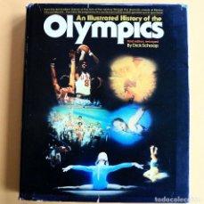 Libros de segunda mano: THE OLYMPICS - HISTORIA DE LAS OLIMPIADAS. Lote 113889719