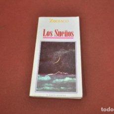Libros de segunda mano: LOS SUEÑOS - ZODIACO - ES1. Lote 113891211