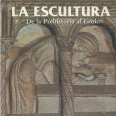Libros de segunda mano: LA ESCULTURA -II TOMOS-, PEDRO F. G. GUTIÉRREZ & JOSÉ LANDA BRAVO. Lote 113959267