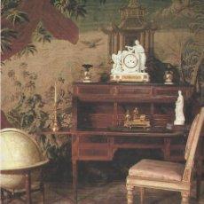 Libros de segunda mano: MUEBLES, ALFOMBRAS Y TAPICES, JAVIER BARRERA & ANGEL ESCÁRZAGA. Lote 113959851