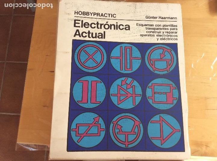 ELECTRÓNICA ACTUAL HOBBY PRACTIC (Libros de Segunda Mano - Ciencias, Manuales y Oficios - Otros)