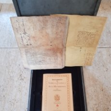 Libros de segunda mano: TESTAMENTO DE ISABEL LA CATÓLICA. Lote 114077160