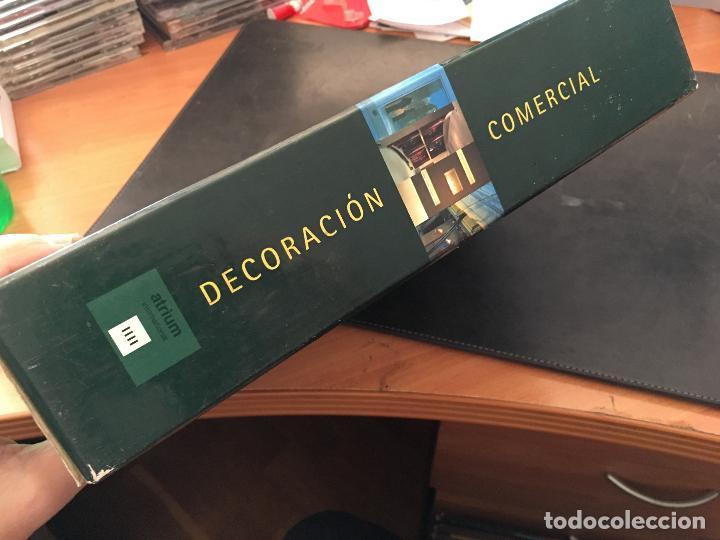 Libros de segunda mano: DECORACION COMERCIAL. ENCICLOPEDIA ATRIUM. COMPLETA EN 4 TOMOS (LB33) - Foto 3 - 114084323