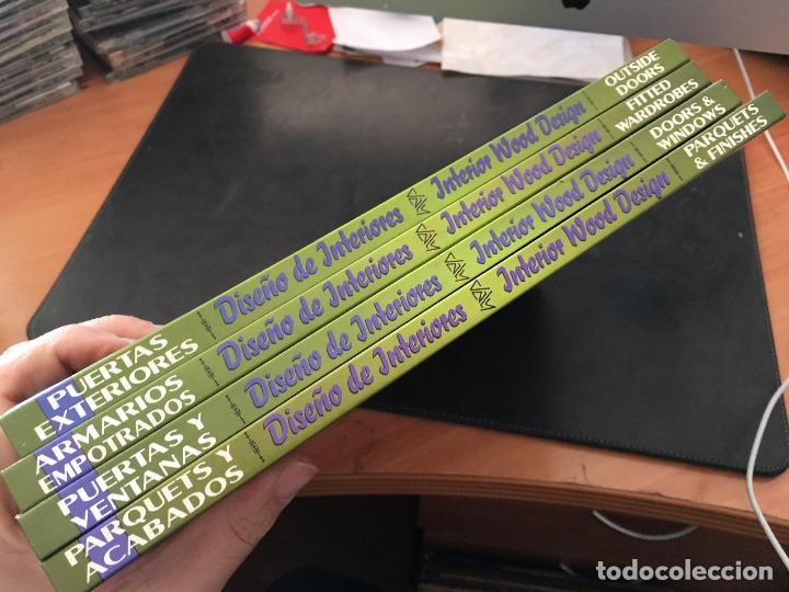 Libros de segunda mano: DECORACION COMERCIAL. ENCICLOPEDIA ATRIUM. COMPLETA EN 4 TOMOS (LB33) - Foto 4 - 114084323
