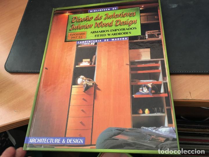 Libros de segunda mano: DECORACION COMERCIAL. ENCICLOPEDIA ATRIUM. COMPLETA EN 4 TOMOS (LB33) - Foto 10 - 114084323