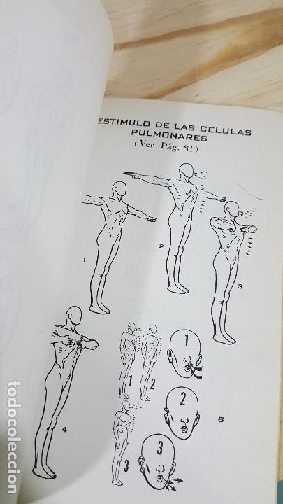 Libros de segunda mano: CIENCIA HINDU-YOGUI DE LA RESPIRACION YOGI RAMACHARAKA ILUSTRADA , EDITORES MEXICANOS 8. - Foto 3 - 33783459