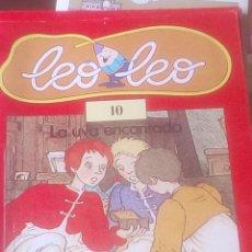 Libros de segunda mano: LEO LEO 10 LA UVA ENCANTADA. Lote 114247779