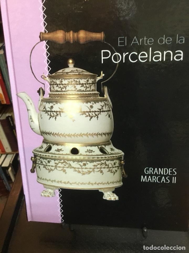 Libros de segunda mano: La porcelana, siete libros sobre la porcelana - Foto 4 - 114311011
