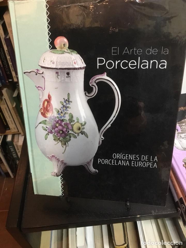 Libros de segunda mano: La porcelana, siete libros sobre la porcelana - Foto 5 - 114311011
