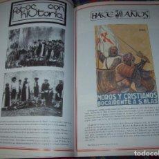 Libros de segunda mano: FIESTAS A SAN BLAS 1995. MOROS Y CRISTIANOS . BOCAIRENT. PORTADA VICENTE PALLARDÓ. VER FOTOS.. Lote 114314627
