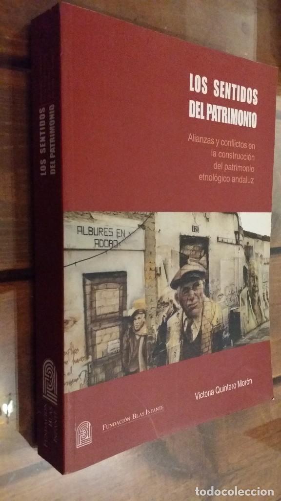Libros de segunda mano: Los sentidos del patrimonio, Victoria Quintero Moròn, Alianzas y conflictos.... - Foto 2 - 114394595