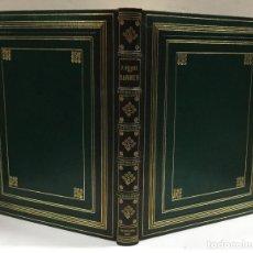 Libros de segunda mano: CARMEN. - MERIMÉE, POSPER. [EDICIÓN EN PAPEL JAPÓN.]. Lote 114154848
