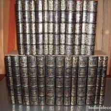 Libros de segunda mano: 25 LIBROS 47 OBRAS -BIBLIOTECA DE GRANDES MAESTROS DEL CRIMEN Y MISTERIO,EDICIONES ORBIS.S.A 1989. Lote 114534031