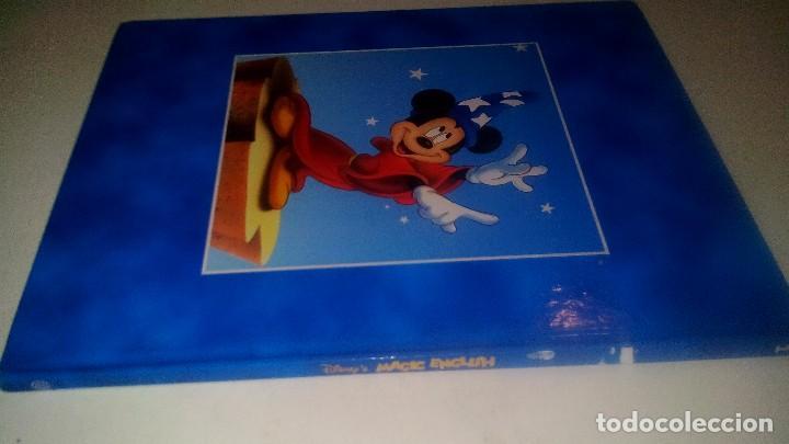 Libros de segunda mano: Disney's Magic English-EDITORIAL PLANETA-TOMO 1 - Foto 2 - 114589875