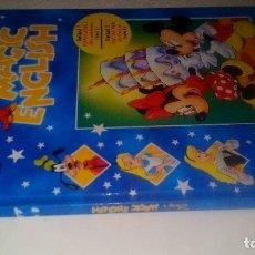 Libros de segunda mano: DISNEY'S MAGIC ENGLISH-EDITORIAL PLANETA-TOMO 4. Lote 114589967