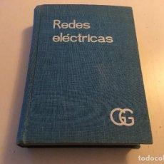 Libros de segunda mano: REDES ELECTRICAS. ZOPPETTI. GUSTAVO GILI, 1972. GAUDENCIO ZOPPETTI JUDEZ. REDES ELECTRICAS DE ALTA Y. Lote 114599239