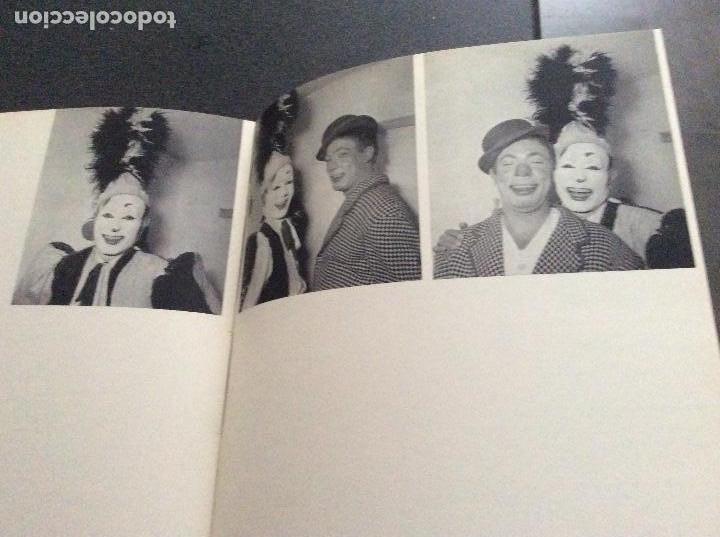 Libros de segunda mano: El circo por dentro Sebastián Gasch Ramón Dimas. Destino 1ª Ed. 1961 - Foto 5 - 114602083