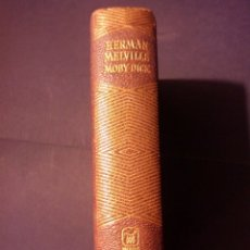 Libros de segunda mano: JOYA MOBY DICK, HERMANN MELVILLE, AGUILAR. Lote 107435115